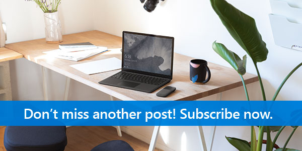 To receive updates from Longhurst Consulting, and to learn more about how we can help with Modern Workplace innovations, subscribe today! View: Don't miss another post from Longhurst Consulting…